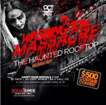 Washington Massacre: The Haunted Rooftop