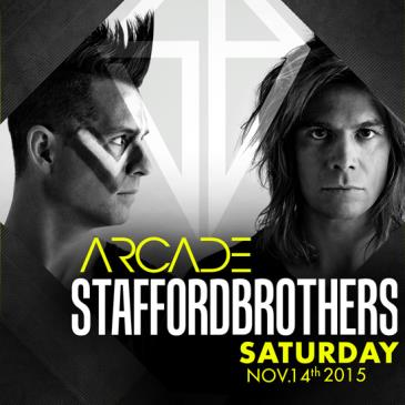 ARCADE Saturdays | Stafford Brothers-img