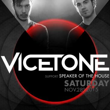 ARCADE Saturdays | VICETONE w/ SPEAKER OF THE HOUSE-img