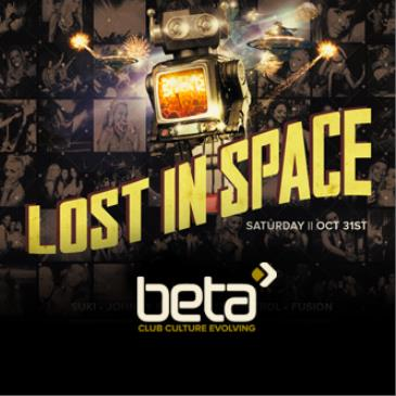 Halloween :: Lost In Space feat. Ecotek & Klutch Beat-img