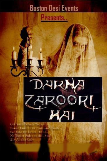 Darna Zaroori Hain|Desi Halloween | Bollywood Bhangra Remixs