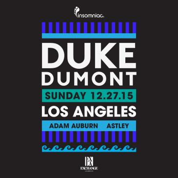 Insomniac presents Duke Dumont-img