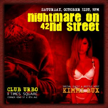 Urbo Nightclub Halloween Party