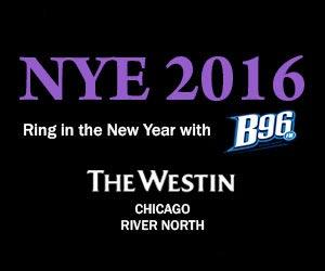 New Years Eve Soiree 2016 with B96 Chicago at Westin River