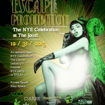 Escape Prohibition @ The Joint!-img
