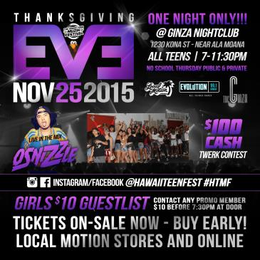 #HTMF Thanksgiving EVE-img