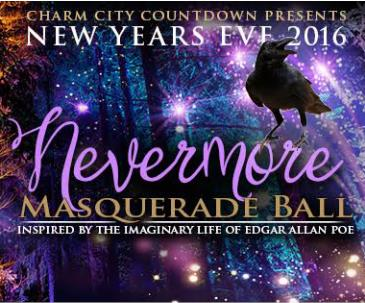 Charm City Countdown New Years Eve Extravaganza