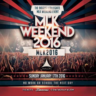 MLK Weekend @ Avalon-img