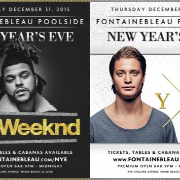 The Weeknd & Kygo Fontainebleau Poolside NYE-img