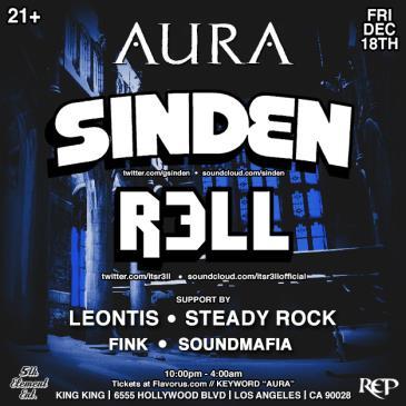 AURA ft. Sinden + R3ll-img