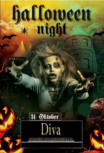 Halloween Night 31st: The Devils Costume Bash