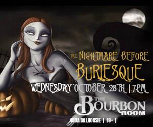 the Nightmare Before Burlesque