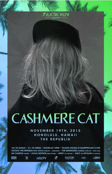 Cashmere Cat: Main Image