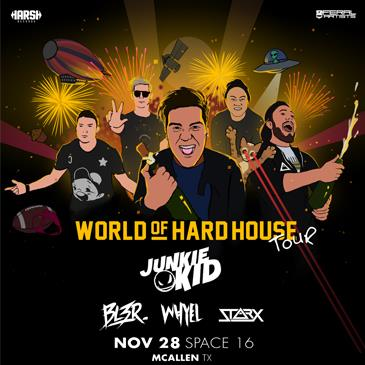 WORLD OF HARD HOUSE TOUR (MCALLEN, TX)-img