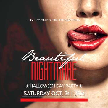 BEAUTIFUL NIGHTMARE - NYC'S #1 VOTED HALLOWEEN PARTY!