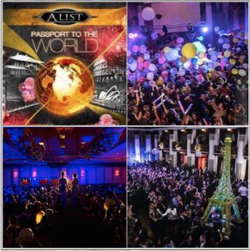 Passport to the World NYE Ball