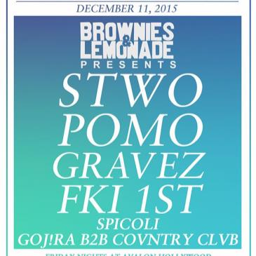Brownies & Lemonade: STWO, Pomo, Gravez, FKi-img