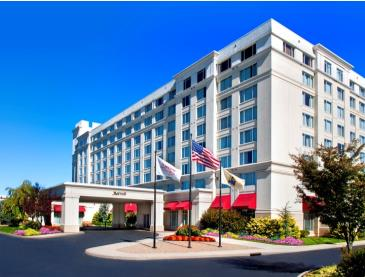 The Marriott Hotel Bridgewater, New Jersey - New Year's Eve