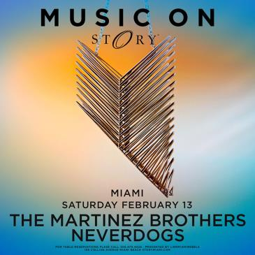 MUSIC ON The Martinez Brothers & Neverdogs-img