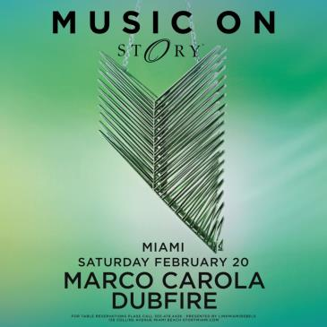 MUSIC ON Marco Carola & Dubfire-img