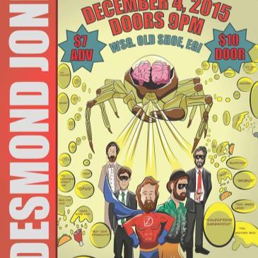 Desmond Jones-img