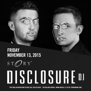 Disclosure STORY: Main Image