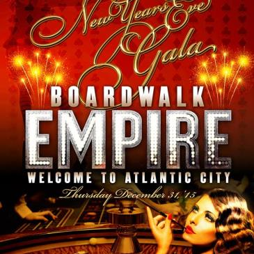 The Beatmatrix New Years Eve Gala - Boardwalk Empire
