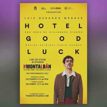HOTEL GOOD LUCK: