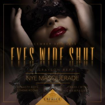 MASQUERADE NEW YEAR'S EVE :: CAPRICE