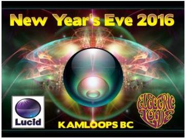 Lucid & Electric Love Present NYE