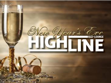 New Years Eve at Highline