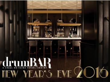New Years Eve at drumBAR