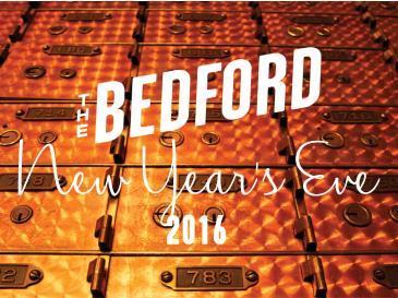 New Years Eve at The Bedford