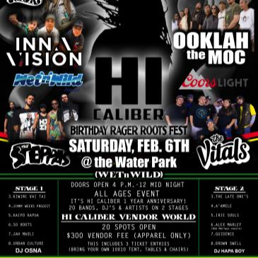 Hi caliber Birthday Rager Roots Fest-img