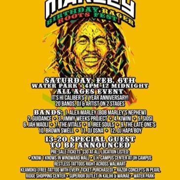 Bob Marley Birthday Rager Roots Fest-img
