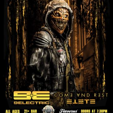 Mushroomhead w/ 9Electric & Come/Rest-img
