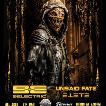 Mushroomhead w/ 9Electric & Unsaid Fate-img