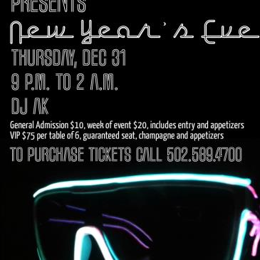New Year's Eve 2016 at The Ice House-img