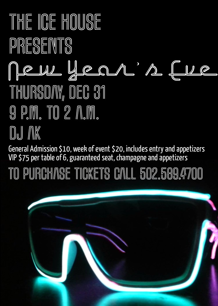 New Years Eve Louisville Ky