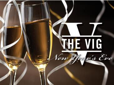 New Year's Eve at The VIG