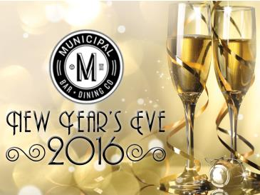 New Year's Eve at Municipal