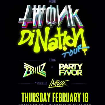 Twonk Team w/ Brillz & Party Favor (18+)-img