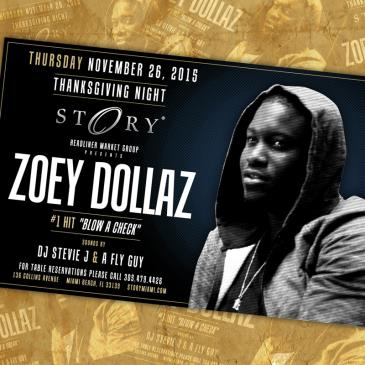 Zoey Dollaz #STORYthursday-img