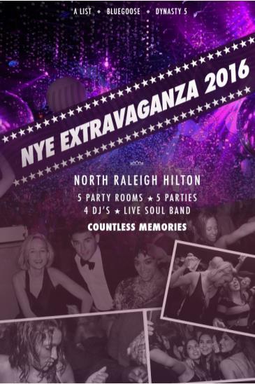 NYE Extravaganza 2016