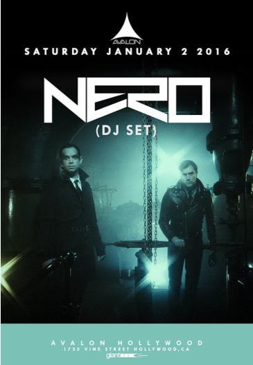 NERO - DJ Set: Main Image