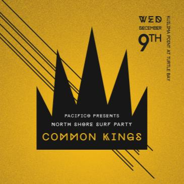 COMMON KINGS - North Shore Surf Party-img