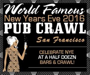 SF 2016 NYE Pub Crawl