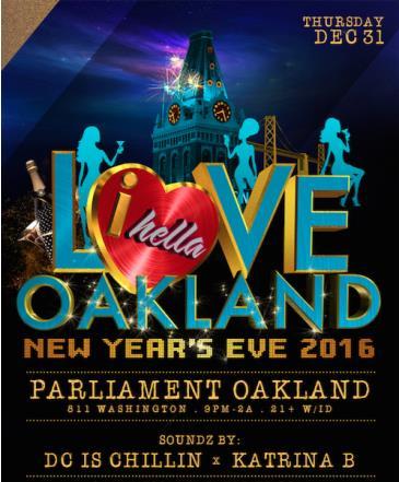 I Hella Love Oakland