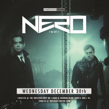 NERO @ The Observatory OC: Main Image
