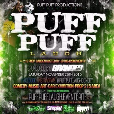 PuffPuff Laugh Comedy Festival-img
